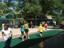 5 Albuquerque Water Parks Kids Will Love: Rio Grande Zoo