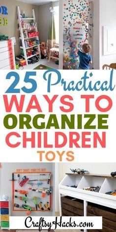 Toy Closet Organization, Home Decoracion, Kid Toy Storage, Toy Storage Solutions, Lego Storage, Diy For Kids, Children Toys, Organizing Ideas, Organizing Toys