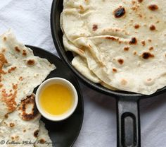 Naan Bread Recipe - Easy Naan From Scratch