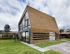 A Leroteca / Lacaja Arquitectos (Cundinamarca, Colômbia) #architecture