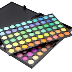 2016 hot sale New Arrival 120 Full Colors Colorful Eye Shadow Makeup Palette Set Cosmetic