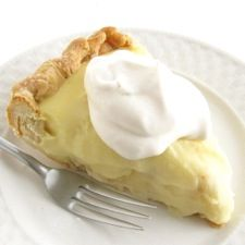 Our Favorite Banana Cream Pie - This recipe pairs a real pastry crust with homemade cream filling and a smooth, rich, vanilla-scented topping.