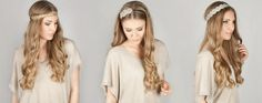 Fabulous hair decorations from Filucca Lou!