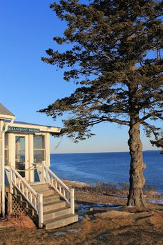 Maine.  Where I really want to live...