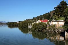 Kohukohu, Hokianga Harbour, Northland, New Zealand View Image, New Zealand, Parenting, River, Places, Childcare, Raising Kids, Rivers, Lugares
