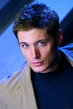 Jensen Ackles, Smallville / Promo. Oh, that shoot and that sweet face. And stuff.
