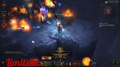 Diablo III infernal machine of teror and  fright barbarian patch 2.5 season
