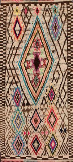 Rugs USA Moroccan Azrur Berber Desert Sand Rug