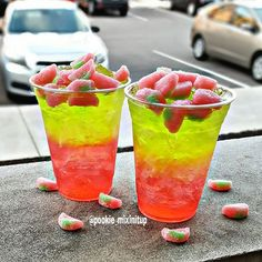 watermelon sour patch drink
