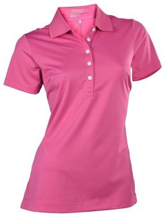 Offering Dri-Fit technology this womens dri-fit tour performance golf polo shirt by Nike will help wick away sweat to keep you dry and comfortable Nike Womens Golf, Womens Golf Polo, Nike Golf, Golf Polo Shirts, Technology, My Style, Fitness, Mens Tops, Fashion