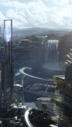"""""""There are still plenty of avenues to be explored.""""- Walt Disney   Tomorrowland, Disney""""s dystopian action-adventure fantasy for dreamers, comes out on Blu-ray™, Digital HD & Disney Movies Anywhere Oct. 13"""