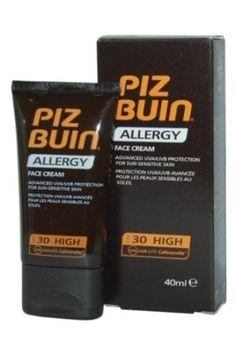 Piz Buin Allergy Face Cream SPF 30, 40ml: Amazon.de: Parfümerie & Kosmetik