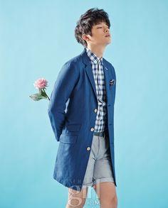 seo in guk - Vogue Girl Magazine March Issue '13