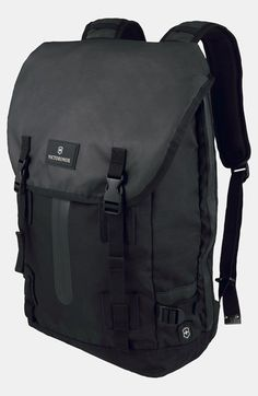Victorinox Swiss Army® Flapover Backpack available at #Nordstrom