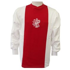 The classic Ajax shirt from the 70s