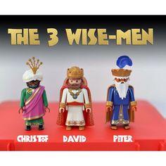 #3wiseman #playmobil #toy #toys