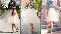 Jak nosić tiulową spódnicę? Poznaj proste zasady!   Seku Fashion