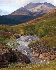 Beinn Eighe, Scottish Highlands                                                                                                                                                                                 More