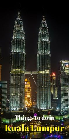 Here is a handy travel guide to Kuala Lumpur that gives you various options of things to do in this capital city of Malaysia. Malaysia Travel, Asia Travel, Group Travel, Family Travel, Travel Pictures, Travel Photos, Asia Continent, Book Design Layout, Amazing Destinations