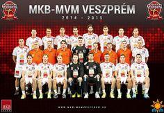 Veszprém 2014/2015 Sports, Movies, Movie Posters, Handball, Hs Sports, Films, Film Poster, Cinema, Movie