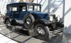 Adler Standard 6S 1928-1934
