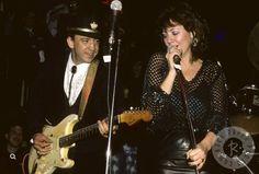 Stevie and Lou Ann Barton