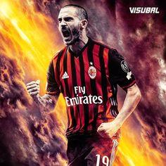 OFFICIAL: Leonardo Bonucci joins AC Milan on a 5-year deal for €40 million!  @bonuccileo19