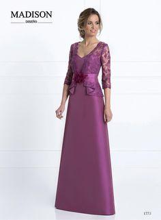 30 Mejores Imágenes De Vestidos Color Morado Vestidos De