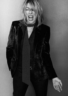 Kim Gordon (The Edit (Net-A-Porter Magazine)) John Ruidant - Hair Stylist Cedric Jolivet - Makeup Artist Kim Gordon - Entertainer