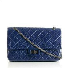 Chanel Reissue 227 Flap Shoulder Bag