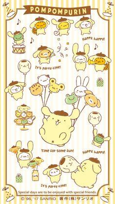 【720×1280】201704 Sanrio Newsletter Sanrio Wallpaper, Kawaii Wallpaper, Sanrio Characters, Cute Characters, Sanrio Danshi, Cute Bento Boxes, Kitty Images, Tsumtsum, Japanese Characters