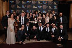 #Graduados los ganadores del #MartinFierro de oro! telefe.com