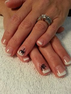 More Halloween Nails at ALL THAT GLITTERS in Palm Harbor, FL BOO! All That Glitters, Halloween Nails, Manicure, Palm, Fashion Accessories, Beauty, Nail Bar, Beleza, Nails