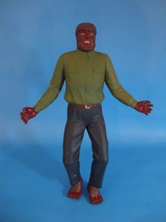 """The Wolfman 13"""" Action Figure Universal Monsters from Hamilton  #HamiltonGifts"""