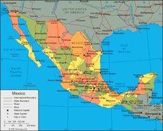 Mexico: Great information on culture and people groups of Mexico