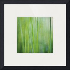 """""""gazon"""" by Priska Wettstein, Dawson City // grass blades, layered with textures // Imagekind.com -- Buy stunning fine art prints, framed prints and canvas prints directly from independent working artists and photographers."""