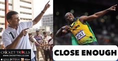 #TeamIndia #RahulDravid #UsainBolt #DD #IPL #IPL2016 #WT20  Rahul Dravid and Usain Bolt​ : Close Enough  http://www.crickettrolls.com/2016/03/13/that-moment-when-dravid-celebrated-like-bolt/