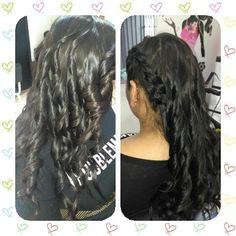 Peinado para toda ocación 👌 Dreadlocks, Long Hair Styles, Beauty, Instagram, Trendy Hairstyles, Long Hairstyle, Long Haircuts, Dreads, Long Hair Cuts