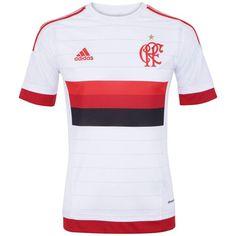 36a0d9215a Camisa do Flamengo II 2015 s nº adidas Maior Torcida Do Mundo