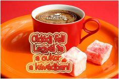 Oldódj fel! Legyél te a cukor a kávédban!