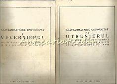 Anastasimatarul Uniformizat I, II - Profesor N. Personalized Items