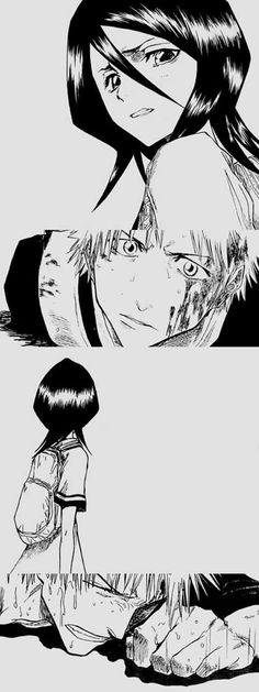 try to come find me. I'll never forgive you! Ichigo Et Rukia, Bleach Rukia, Bleach Fanart, Bleach Anime, Female Anime, Lorde, Reality Quotes, Me Me Me Anime, Anime Couples