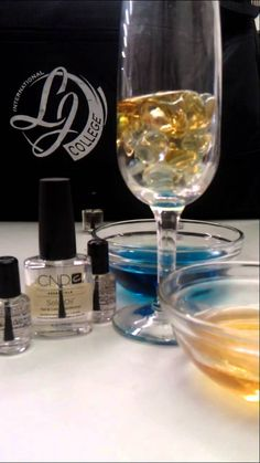 LJIC-Fremont Campus demonstrates how CND Solar Oil Benefits your nails. Pick up this product & other professional products at Shades of Expression Retail Store at your local LJIC. Distinctively Different!