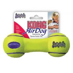 Air Kong Squeaker Dumbell (Different sizes available)