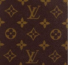 Men's brown and tan Louis Vuitton coated canvas monogram wallet with tonal stitching, brown textured leather lining, single bill pocket, dual interior slit pockets, ten card slots and bi-fold closure. Louis Vuitton Monograme, Louis Vuitton Handbags, Lv Lv, Brown Texture, Monogram Canvas, Buttonholes, Swatch, Purses, Wallet