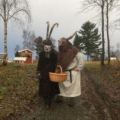 #julebukker på #sverresborg i #regnvær #julemarked #rainyday #christmasmarked #museum #trondheim #visittrondheim #norge #norway #nofilter #iphone6plus