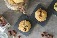 { Recette anti-toxo } Cookies salés fromage-noisette pour l'apéritif