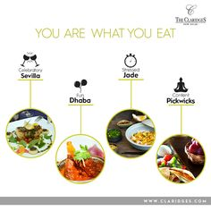 You now know exactly which restaurant to head to at The Claridges based on your mood!