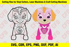 Chibi Spiderman, Quilling Birthday Cards, Vinyl Cutter, Colouring Pages, Paw Patrol, Silhouette Studio, Outline, Pup, Illustration
