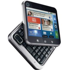 Motorola Flipout Unlocked Gsm Quad-Band Android Phone With Bluetooth,... ($90) ❤ liked on Polyvore featuring electronics, phone, tech and technology